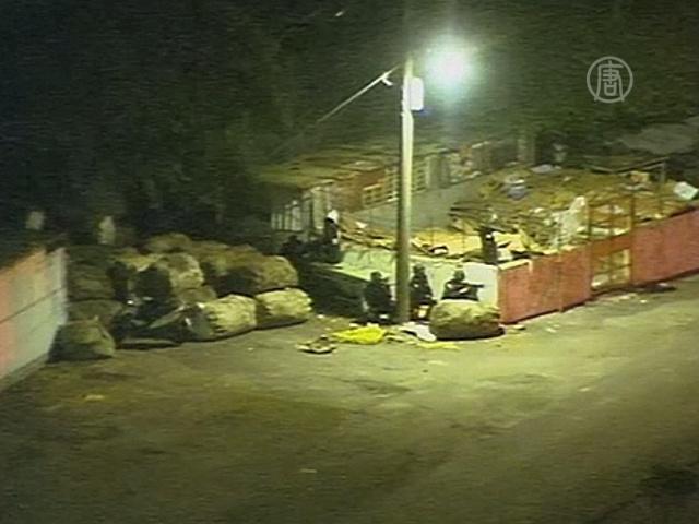 Драма в тюрьме Тайваня: захватчики застрелились