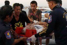 В Таиланде затонул паром, среди жертв — россияне